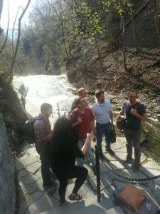 Jeffrey Jacquet tours us around Cornell's gorges.