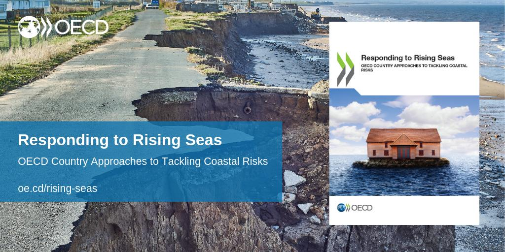 OECD ad for new Rising Seas report